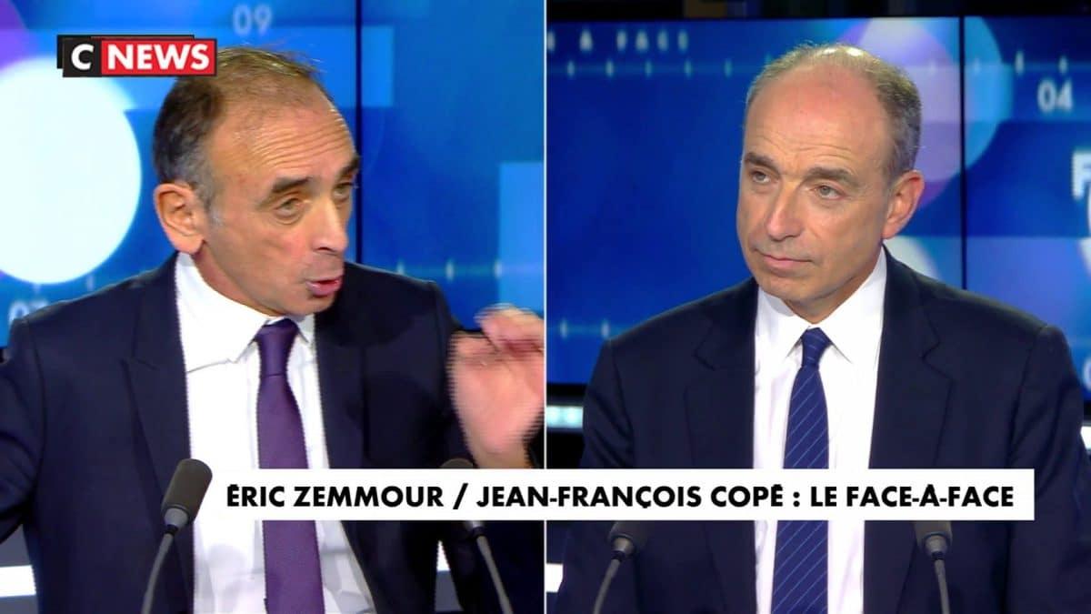 Invité sur BFMTV ce lundi 27 septembre 2021 Jean François Copé qualifié Éric Zemmour d'extrémiste de Droite!