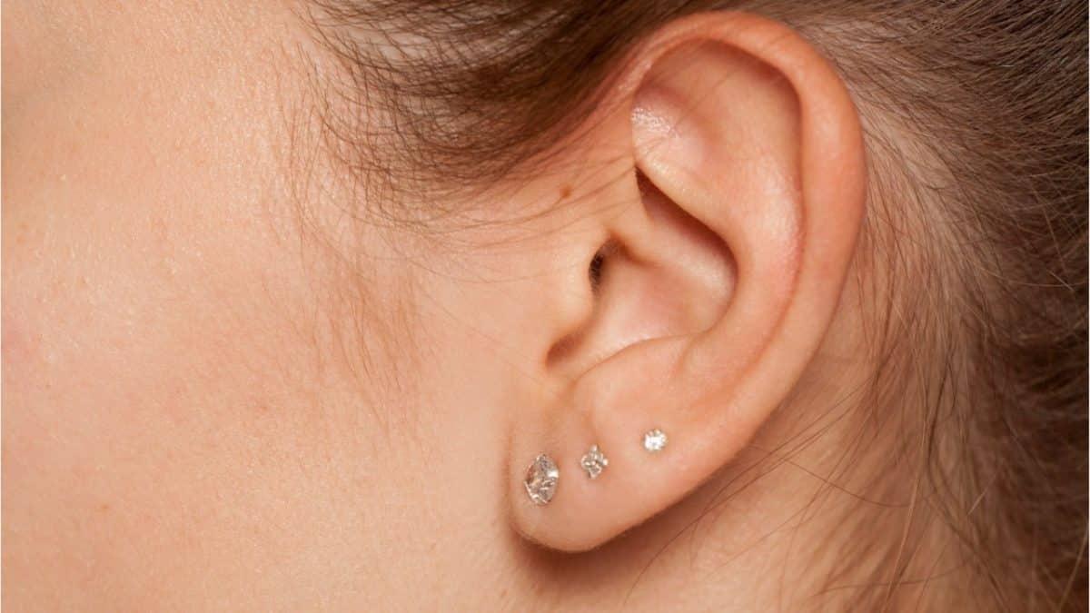 Astuce beauté : comment bien faire cicatriser ses piercings aux oreilles !