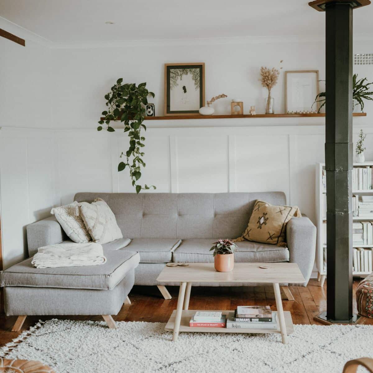 Comment adopter un style scandinave et moderne dans votre salon?