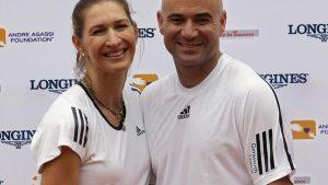 La surprenante annonce de Steffi Graf et d'André Agassi pour leurs 20 ans de mariage!
