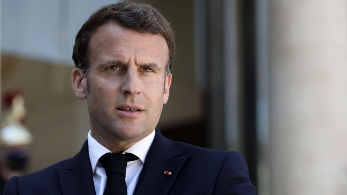 Les neuf questions que réserve LREM aux Français sur la candidature d'Emmanuel Macron!