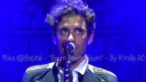 Mika fait carton plein pour son concert symphonique à la philharmonie de Paris!