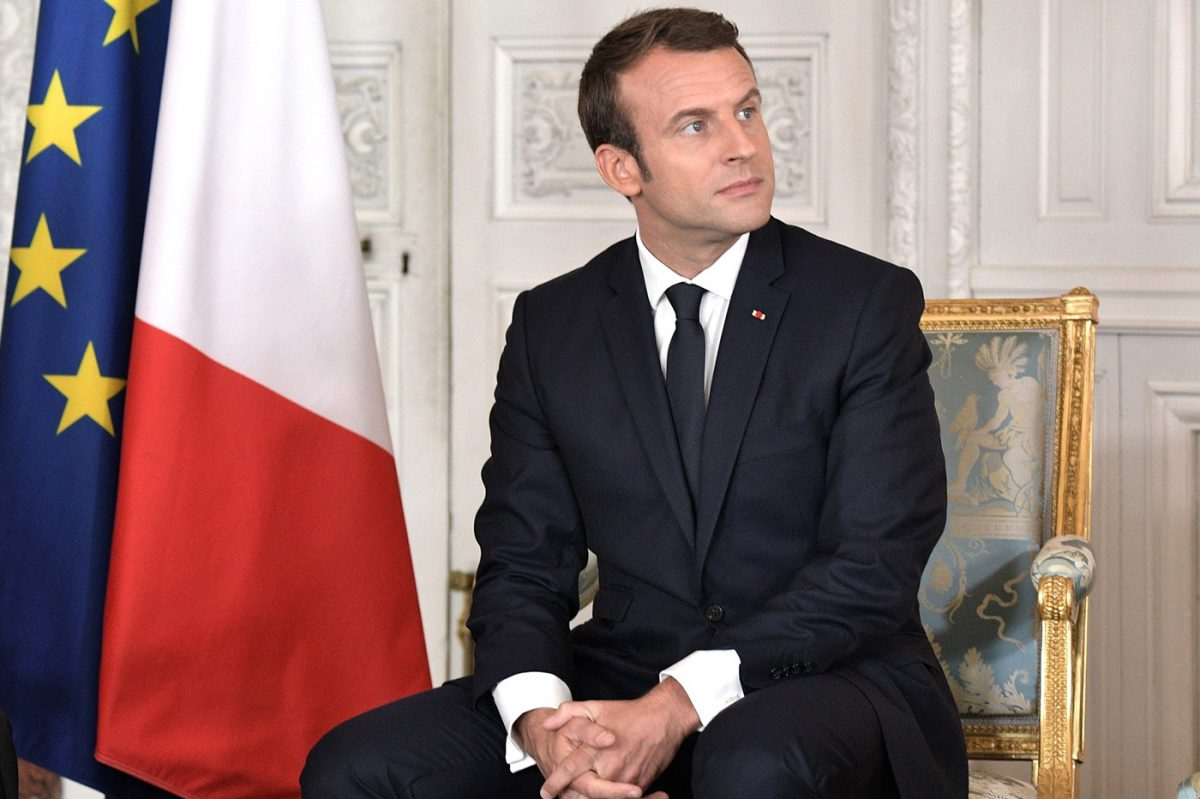 Pour 2030, Emmanuel Macron veut réconcilier les start-up et l'industrie!