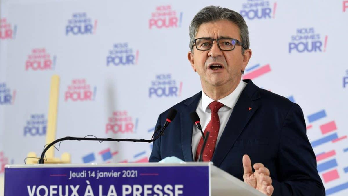 Présidentielle 2022 : invité sur le plateau de '' on est en direct'', Jean-Luc Mélenchon veut un débat avec Emmanuel Macron!