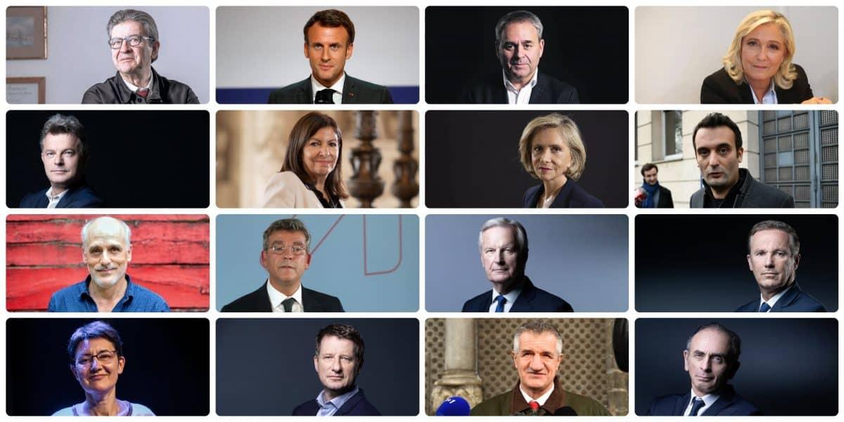 Sondages sur les prochaines élections présidentielles, une lutte âpre en vue!